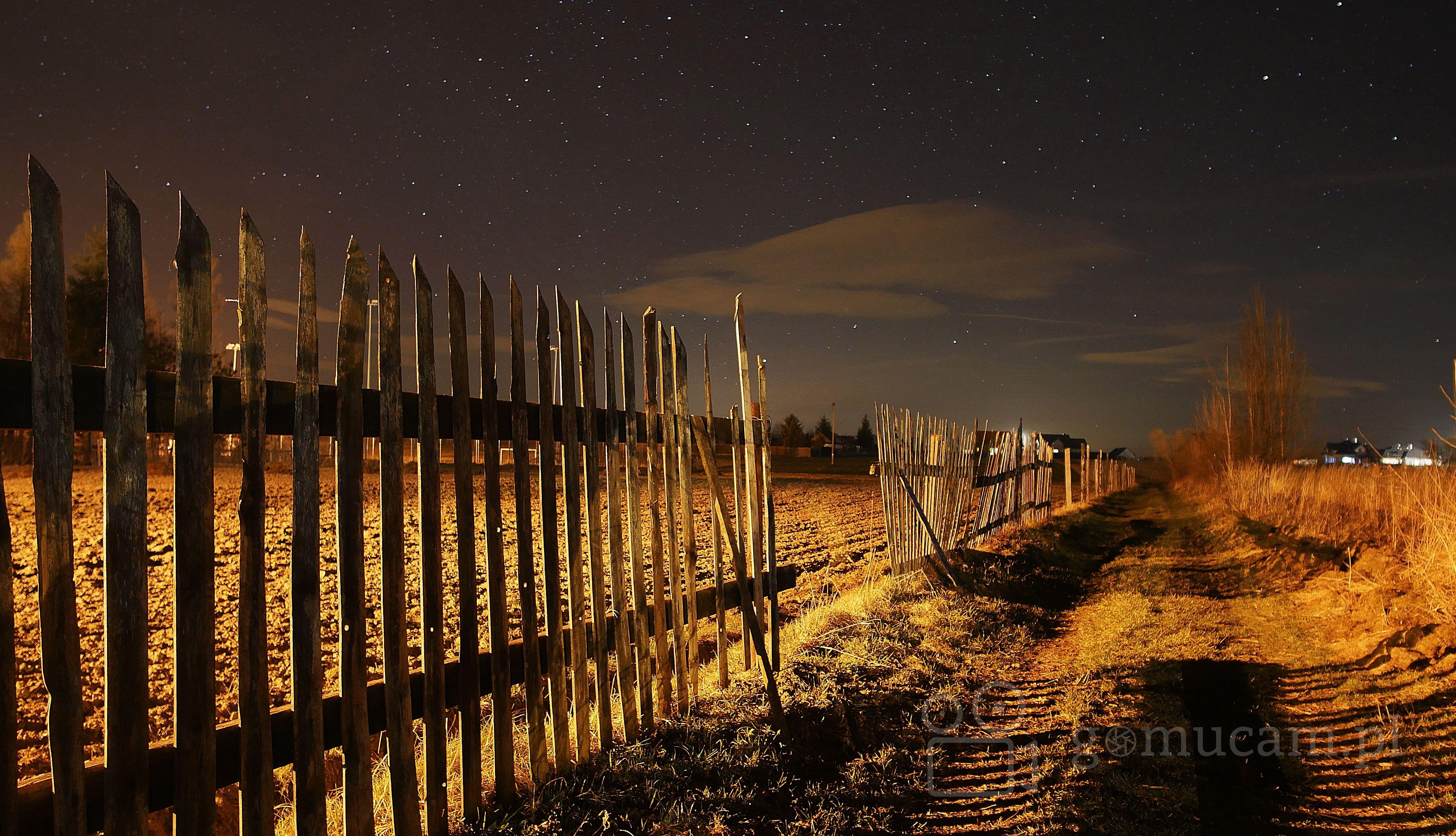 Nocne obserwacje