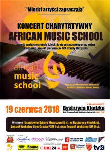 AFRICAN MUSIC SCHOOL krzywe
