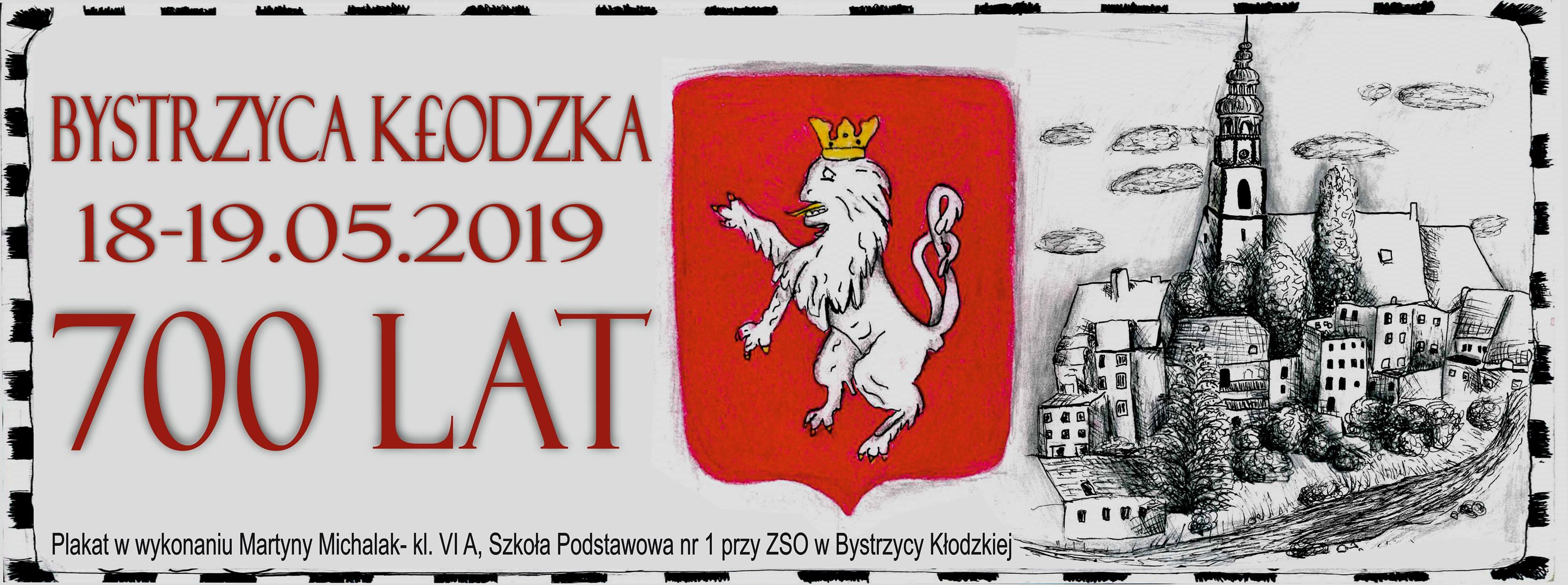 SPOT 700-lecie Bystrzycy Kłodzkiej